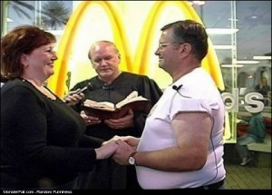 Married At Mcdonalds