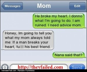Nana Said That