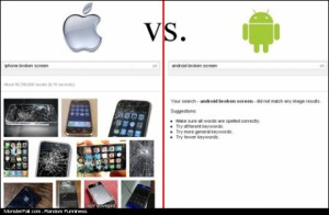Apple Vs Android  Android WIN