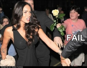 Flower For Megan Fox
