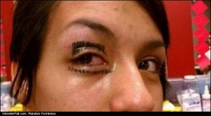 Monster Eye Tattoo FAIL