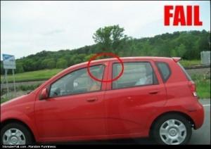 Women Driver FAIL