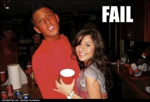 Party Tan FAIL Macho FAIL