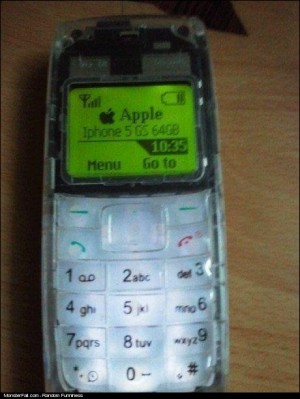 The New Apple Iphone 5s