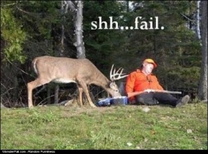 Deer Hunter FAIL