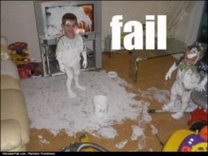 Paint FAIL