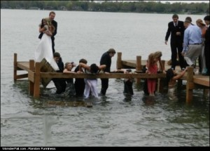 Monster Wedding FAIL