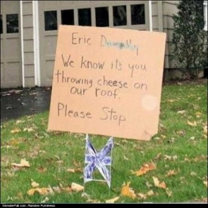 Love Thy Neighbour FAIL Eric We Know You
