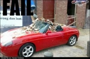 Parking Spot FAIL