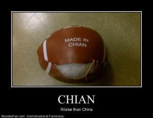 Chian