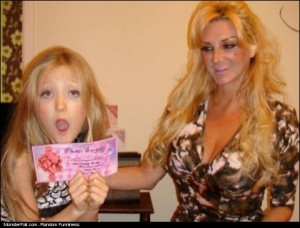 Monster Parenting FAIL Mother Gifts Daughter with Plastic Surgery Voucher
