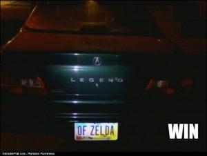 Car Plate WIN