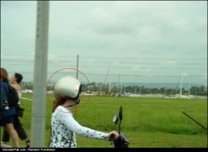 Driving FAIL Helmet
