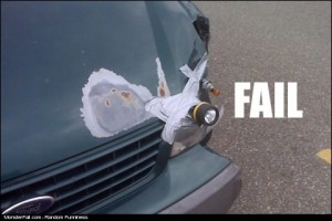 Headlight Fail