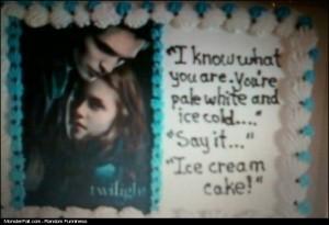 Worst Cake EVER