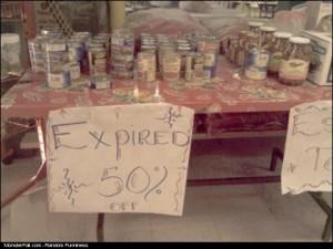 Sale FAIL 50 Percent Off