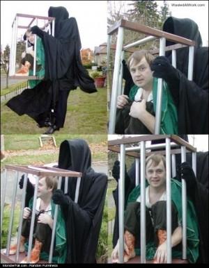 Monster Hallween Costume WIN