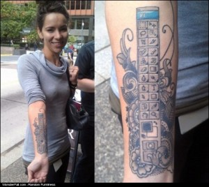 Tattoo WIN This is Obviously Shopped