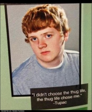 Monster Yearbook Quote WIN