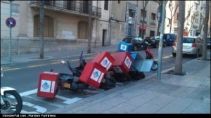 The Domino Effect FAIL