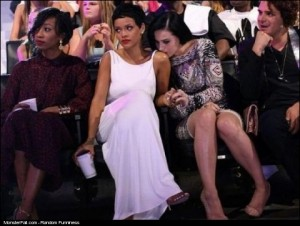 Katy Perry WHAT Are You Doing To Rihanna
