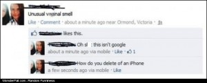 Monster Facebook FAIL Facebook Google xD