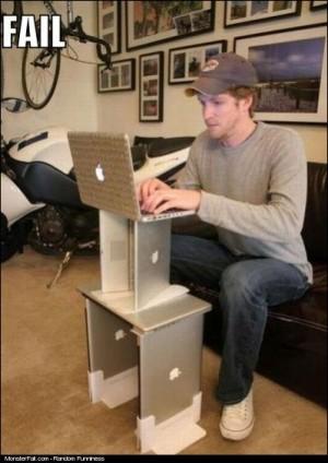 Macbook Pro Table WIN