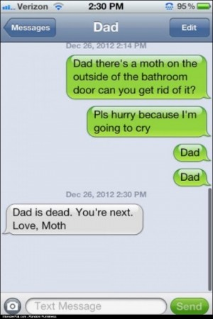 Troll Dad At His BEST