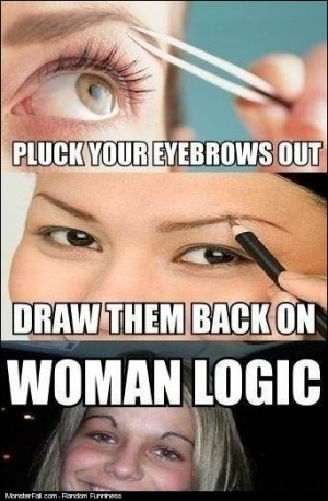 Just Women Logic