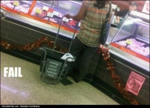 Shopping Basket FAIL