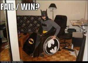 Batman FAILWIN