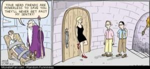 Funny Pics Powerless