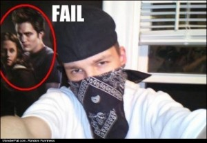 Monster Thug FAIL Now Gangsta