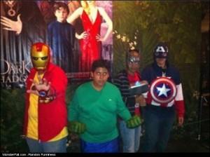 The Avengers FAIL