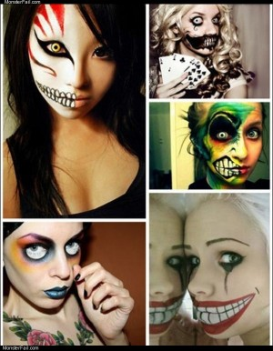 Amazing face paint