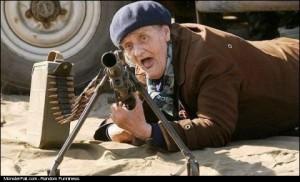 Old Timer Soldier