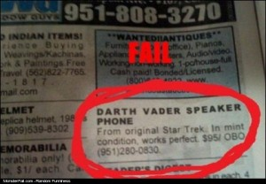 Newspaper FAIl
