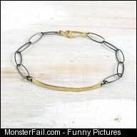 Fail Jewelry ID Bracelet