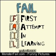 Fail  learning