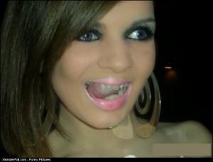 Monster FAIL Nice Makeup Babe But Better Brush Dem Teeth