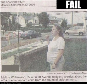 Parenting FAIL She Is Not Very Smart