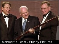 Fox Fail Cheney on Gun Control