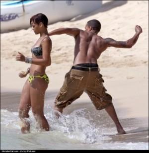 OMG Rihanna watch out