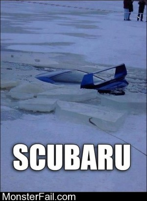 Scubaru