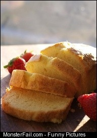 Nofail pound cake recipe from FOLK magazine