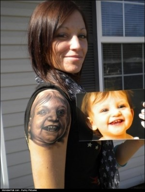 TATTOO FAIL Do Not Get Scared