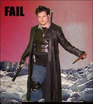 Blade FAIL