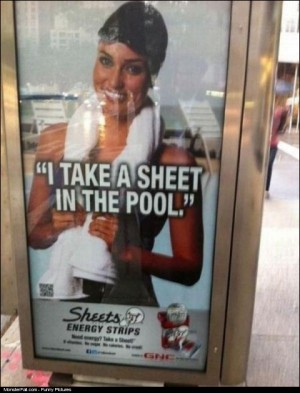 If You Sheet In My Pool I Will Keel You