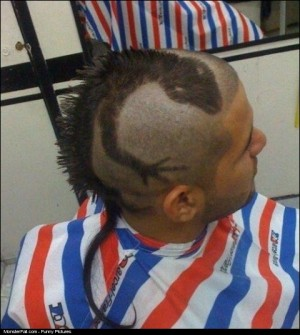 Lizard Haircut WIN
