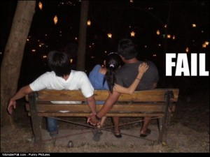 Boyfriend FAIL Love Triangle